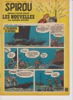 Spirou  N°1063 - 28 Aout 1958 - Spirou Magazine