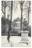 45 - ORLÉANS PAR TEMPS DE NEIGE - Le Jardin De La Mairie - N° 1459 - Orleans