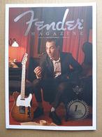 Fender Magazine N° 1, 1ère édition Collector - Muziek