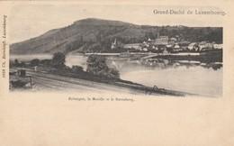 Schengen , La Moselle Et Le Stromberg   , ( Edit Charles Bernhoeft No 1088 ) - Postales