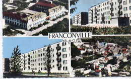 FRANCONVILLE Cpsm Format Cpa - Franconville