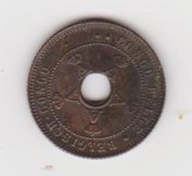 Congo Belge, Belgisch Congo, Albert I, 1 Cent 1910 !!! - 1910-1934: Albert I