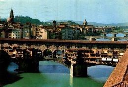 ITALIE FIRENZE PONTE VECCHIO - Firenze