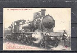 Locomotive - Plm - Trains