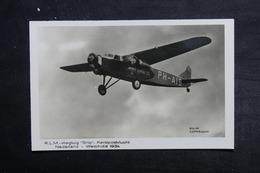 """AVIATION - Pays Bas - K.L.M. Vliegtuig """" Snip """" - West Indié 1934 - L 33089 - 1919-1938: Entre Guerres"""