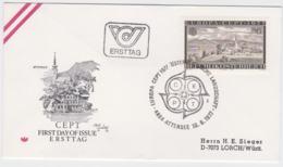 Austria 1977 FDC Europa CEPT  (G67-49) - Europa-CEPT