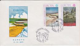 Turkey 1977 FDC Europa CEPT (G67-49) - Europa-CEPT