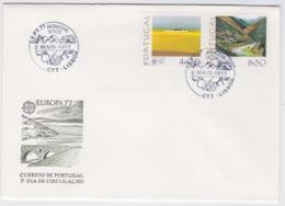 Portugal 1977 FDC Europa CEPT (G67-49) - Europa-CEPT