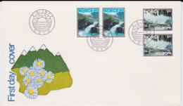 Norway 1977 FDC Europa CEPT (G67-49) - Europa-CEPT