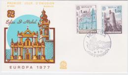 Monaco 1977 FDC Europa CEPT (G67-49) - Europa-CEPT