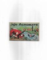 Carnet De 16 Pages  Jojo Acrobate - Vieux Papiers