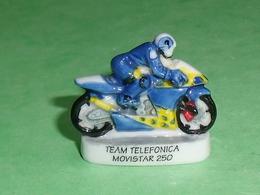 Fèves / Sports : Moto , Team Telefonica Movistar 250        T52 - Sports