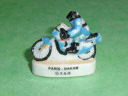 Fèves / Sports : Moto , Paris Dakar , Cross      T52 - Sports