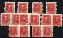 España  Nº 844. Año 1938 - 1931-50 Unused Stamps