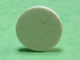 Fèves / Sports : Ballon De Foot , Blanc     T52 - Deportes
