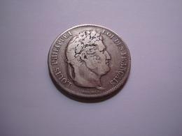 5F Louis Phillipe 1833 B - Francia