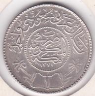 Saudi Arabia 1 Riyal AH 1354 – 1935. Abd Al-Aziz. Argent. KM# 18 - Arabia Saudita