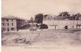 BERGERAC ,,,,ECOLE Et  SOUS  PREFECTURE ,,,,BE ,, - Bergerac