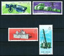 China Nº 1955/8 Nuevo - 1949 - ... República Popular