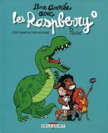 Une Année Avec Les Raspberry T1 - Pacco - Delcourt - Livres, BD, Revues