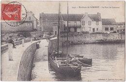 56. Environs De LORIENT. Le Port De Lomener. 3442 - Lorient