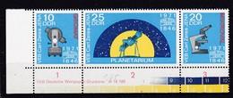 DDR, Nr. 1714/16 ZD DV** (K 4148g) - DDR