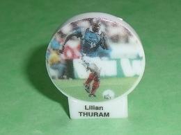 Fèves / Sports :  Foot , FFF, Liliam Thuram  T52 - Sports