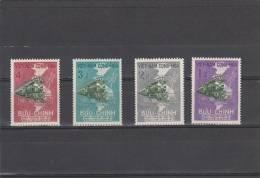 Vietnam Del Sur Nº 116 Al 119 - Vietnam