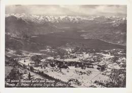 Lago Di Como - Il Piano Rancio Visto Dal Parco Monte S.primo E Centro  -  Viaggiata - Como