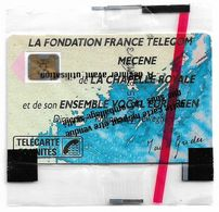 France - Chapelle Royale 3 - 0077 - 50Units, SC4 Gold, Cn. 895847, 06.1989, NSB - Frankrijk