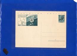 ##(DAN197)-Trieste A  1954-  Cartolina Postale L.20  Mostra D'Oltremare-Napoli - Nuova - Storia Postale