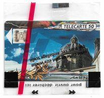 France - Academie Francaise - 0115 - 50Units, Cn. 16463 Embossed, 06.1990, NSB - 1990