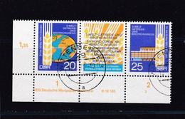 DDR, Nr. 1575/76 ZD DV, Gest. (K 4148i) - Gebraucht