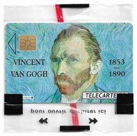 France - Vincent Van Gogh - 0113 - 50Units, 04.1990, NSB - 1990