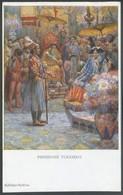 Ansichtskarten  -Prinzessin Turandot  Schiller-Zyklus - Andere Persönlichkeiten