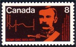 (C06-12b) Canada Police MNH ** Neuf SC - Police - Gendarmerie