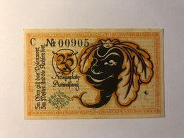 Allemagne Notgeld Bielefeld 25 Pfennig - Collections