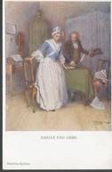Ansichtskarten  Kabale Und Liebe  Schiller-Zyklus - Geschichte