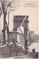 56. LORIENT. Perspective Du Pont Suspendu De Kerentrech. 5010 - Lorient
