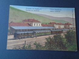 DIMITROVGRAD SERBIA - TZARIBROD BULGARIA - STATION TZARIBROD - NOT TRAVELLED - Serbia