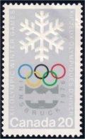 (C06-89b) Canada Innsbruck Olympics MNH ** Neuf SC - Winter 1976: Innsbruck