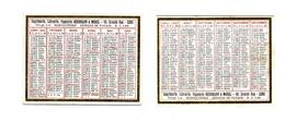 Calendrier 1934 - Librairie, Imprimerie Herrman N & Morel à SENS (Yonne) - Klein Formaat: 1921-40