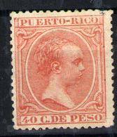 Puerto Rico  Nº 128 . Año 1896/97 - Puerto Rico