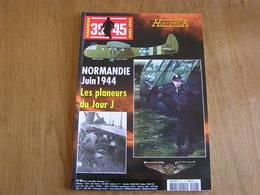 HISTORICA Hors Série N° 88 Guerre 40 45 Débarquement Normandie 1944 Les Planeurs Du Jour J US Army Airborne Sainte Marie - Guerra 1939-45
