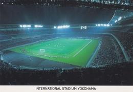 YOKOHAMA INTERNATIONAL STADIUM STADE STADIUM ESTADIO STADION STADIO - Football