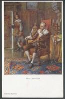 Ansichtskarten -  Wallenstein  - Schiller-Zyklus - Schriftsteller