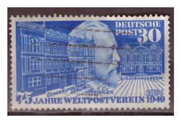 Bund  1949, Nr. 116, Gestempelt - Gebraucht