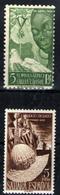 Sahara Español  Nº 87 Y 97. Año 1951/2 - Spanish Sahara