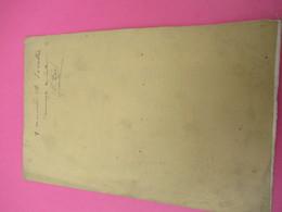 Notice/Botanique/Note Sur L'herbier De Feu M CHAUBARD/Dr PUEL/Dédicace à Alphonse LAVALLEE/Martinet/Agen/1860 MDP83 - Libri Con Dedica
