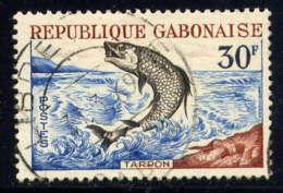 GABON - 171° - TARPON - Gabón (1960-...)